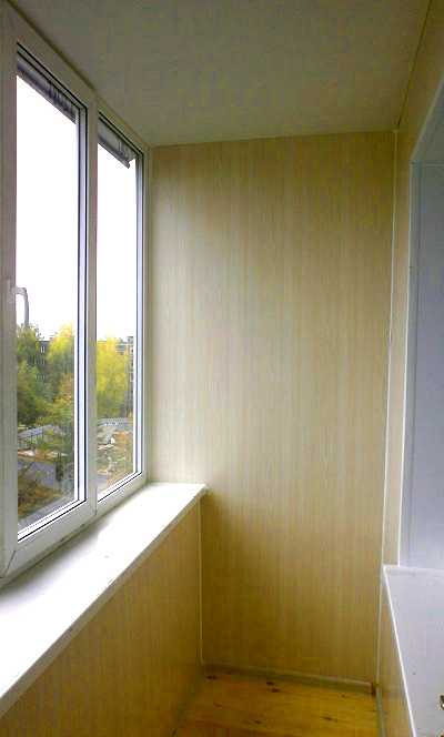 Отделка балконов мдф панелями по низким ценам в Челябинске -.