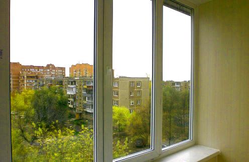 Балкон под ключ в Челябинске