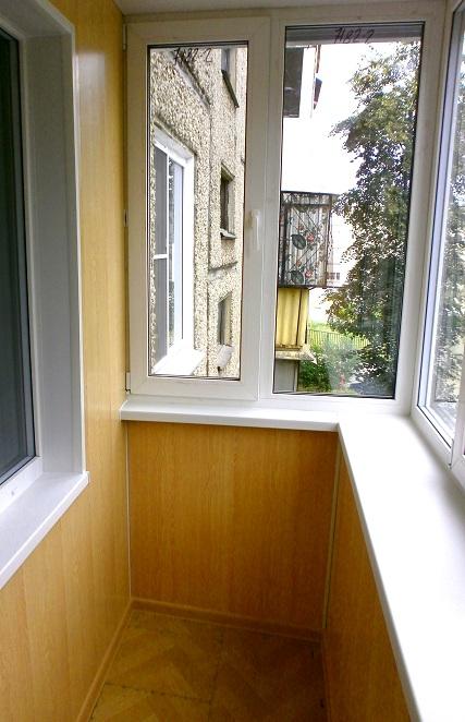 """Отделка балконов пвх панелями - низкие цены в Челябинске - """"."""